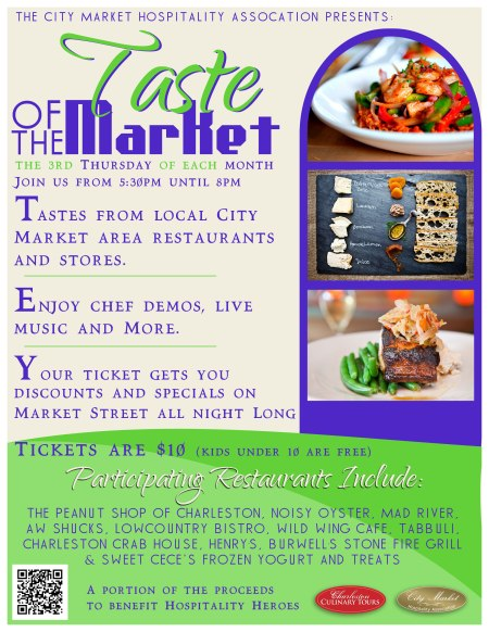 taste of market poster 071513