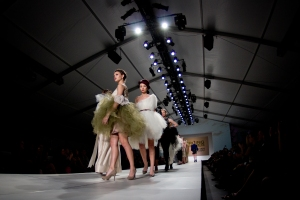 Photograph by Chris Frick, courtesy of Charleston Fashion Week®